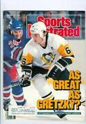 Mario Lemieux Sports Illustrated