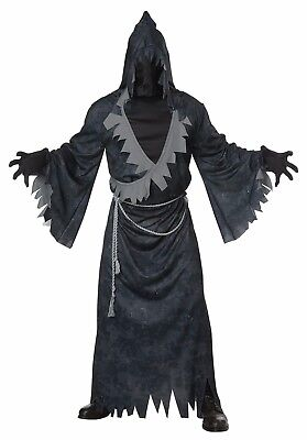 Soul Eater Grim Reaper Men Adult Costume