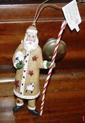 Dept 56 Santa Ornament