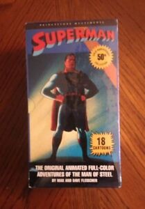 The Adventures of Superman, 50th Gold Anniversary Collection, VH