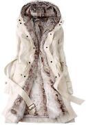Ladies Long Winter Coats