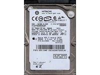 Hitachi HTS545050B9A302 MAC 655-1540F Apple