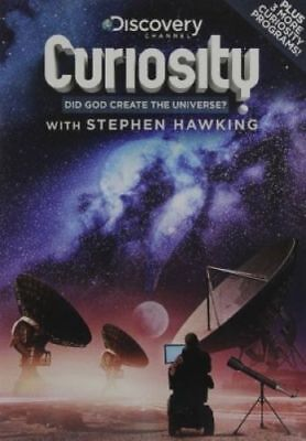 Curiousity With Stephen Hawking  Discovery Channel  Dvd