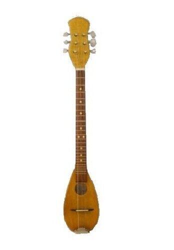 Baglama Baglamas Greek Traditional Music Instrument Handmade Smal Bouzouki Arion
