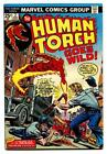 Human Torch Comic Book Collections
