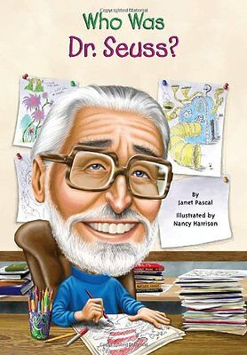 Who Was Dr. Seuss? by Janet Pascal - Who Was Dr Seuss