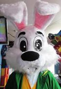Easter Bunny Costume Head