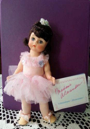 Madame Alexander Miniature Dolls Ebay