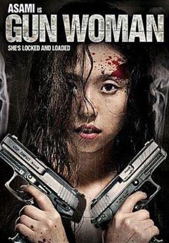Gun Woman (2015, REGION 1 DVD New)