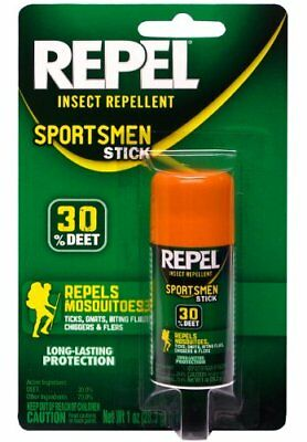 Repel Insect Repellent Sportsmen Stick, 1-Ounce