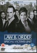 Law and Order SVU Season 1
