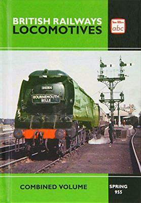 Used, ABC British Railways Locomotives 1955 (ABC Combined) by Ian Allan Publishing, NE for sale  Shipping to Ireland