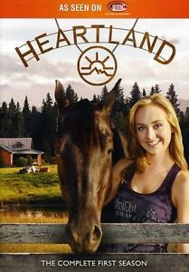 Heartland: The Complete First Season [5 Discs] [DVD New]