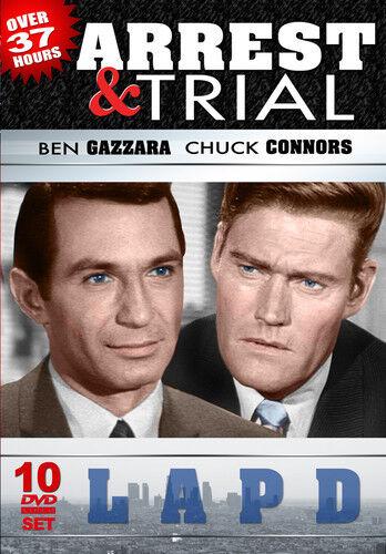 Arrest & Trial [10 Discs] (2011, DVD NEW)
