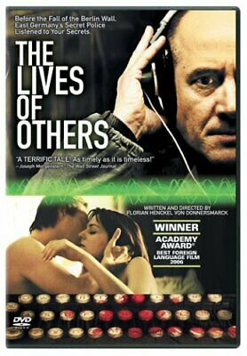 The Lives of Others [DVD] [2007] NEW!