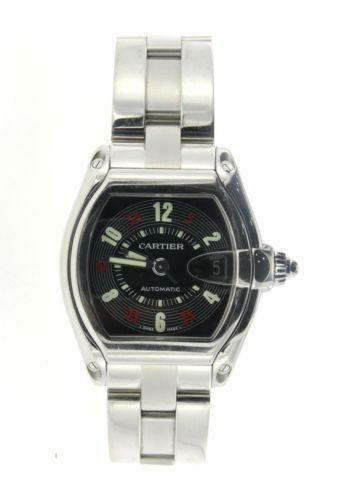 1a088cce52c Cartier Roadster  Wristwatches
