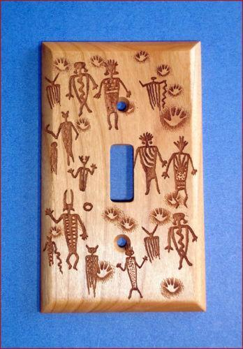 Wood Switch Plate Covers Ebay