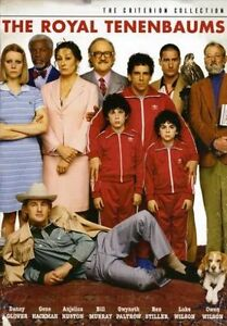 Royal Tenenbaums Criterion Collection