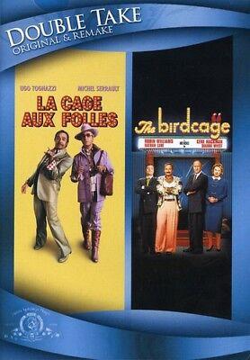 Cage Aux Folles & Birdcage [New DVD] Checkpoint, Sensormatic