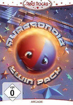Red Rocks - Quadonoid Gold Pack - PC Spiel NEU in Folie - WIN XP/VISTA/7 Arcade