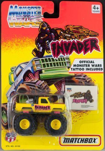 Great Matchbox Monster Truck | EBay