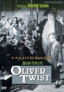 Oliver Twist (1948) New Sealed DVD Francis L. Sullivan