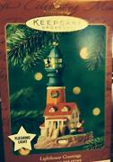 Hallmark Lighthouse Ornaments