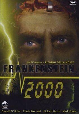 Frankenstein 2000 ( Horrorfilm ) von Joe D'Amato mit Donald O'Brien NEU OVP ()