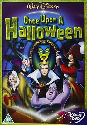 n (Animated) (DVD)[Region 2] (Once Upon A Halloween)