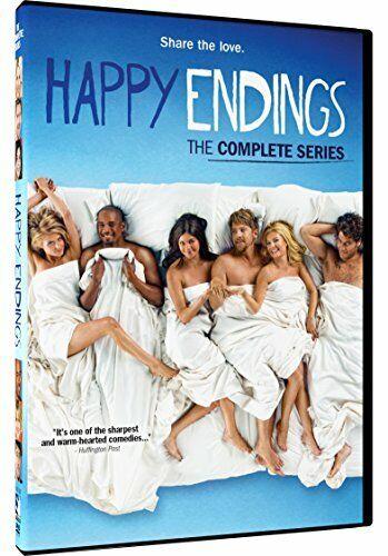 Happy Endings-complete Series (6 Disc)        Dvd