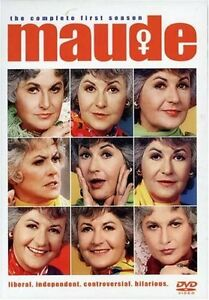 MAUDE – THE FIRST SEASON – BOX SET – TELEVISION SERIES DVDs