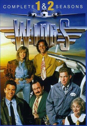 Wings: Season 1 & 2 (2013, DVD NEW)