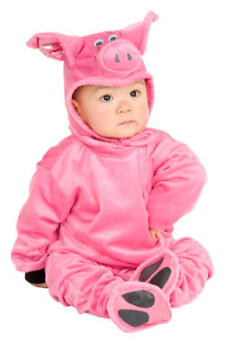 Little Pig Child Farm Animal Halloween Costumes](Farm Animal Costumes)