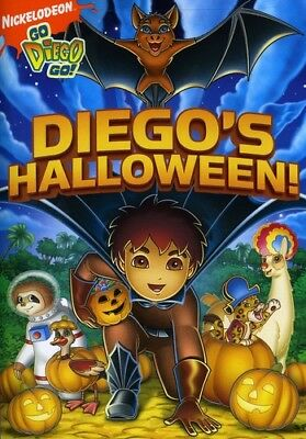 Diego's Halloween [New DVD] Full Frame, Dolby, Dubbed, Sensormatic](Halloween Dub)