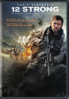 12 Strong [New DVD]