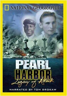 National Geographic - Pearl Harbor Legacy Of Attack DVD