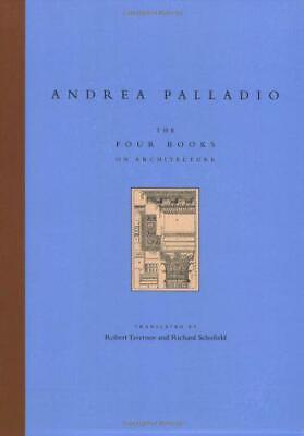 The Four Libri Di Architettura Andrea Palladio,Nuovo ,Gratuito & Veloce Consegna