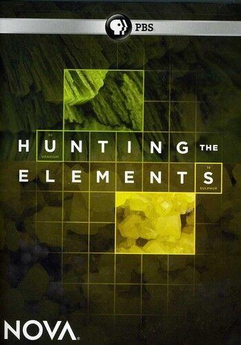 NOVA: Hunting the Elements (2012, DVD NEW)