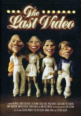 Abba: The Last Video (DVD, 2004)