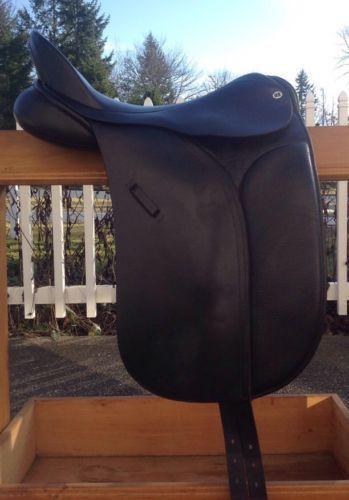 Barnsby Dressage Saddle Ebay