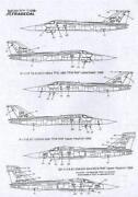 USAF Decals