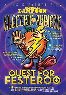 National Lampoon - Electric Apricot: Quest For Festeroo (DVD, 2008) BRAND NEW