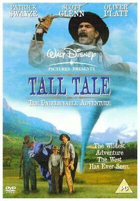 Tall Tale - The Unbelievable Adventure [DVD], Good DVD, Joe Grifasi, Moira Sinis