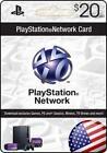 PlayStation Network Card 20