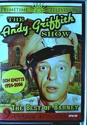 The Andy Griffith Show - the Best of Barney - 9 Classic