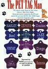 Engraved Dog ID Tags