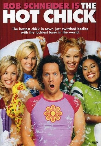 The Hot Chick [New DVD]