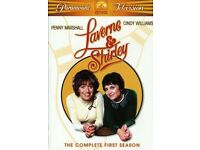 NEW AND SEALED LAVERNE AND SHIRLEY THE COMPLETE FIRST SEASON REGION 1 -