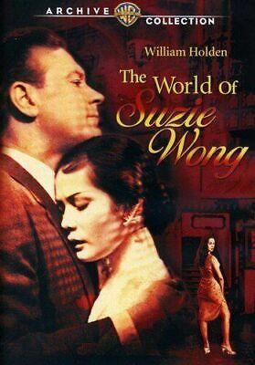 The World of Suzie Wong - DVD - 1960 - Wiliam Holden Nancy Kwan