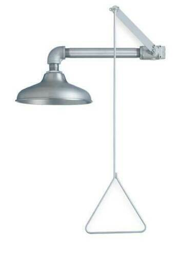 GUARDIAN EQUIPMENT G1691 Emergency Shower,Horizontal, 30 gpm